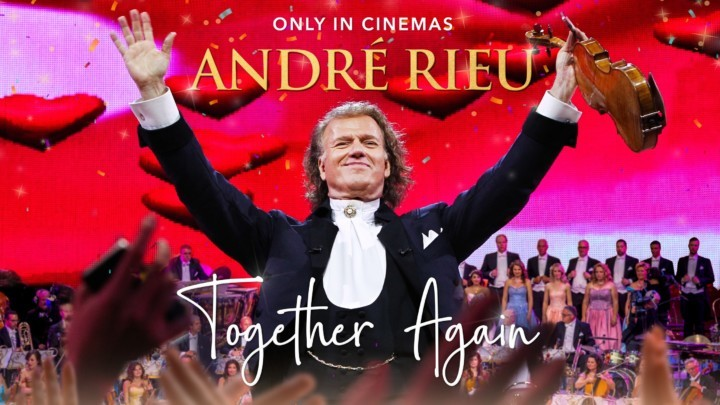 Andre Rieu- Together Again 2021