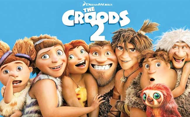 Croods 2- A New Age