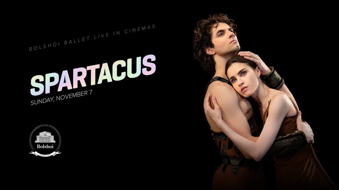 Spartacus (LIVE)- Bolshoi