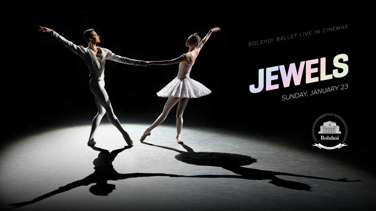Jewels (LIVE)- Bolshoi