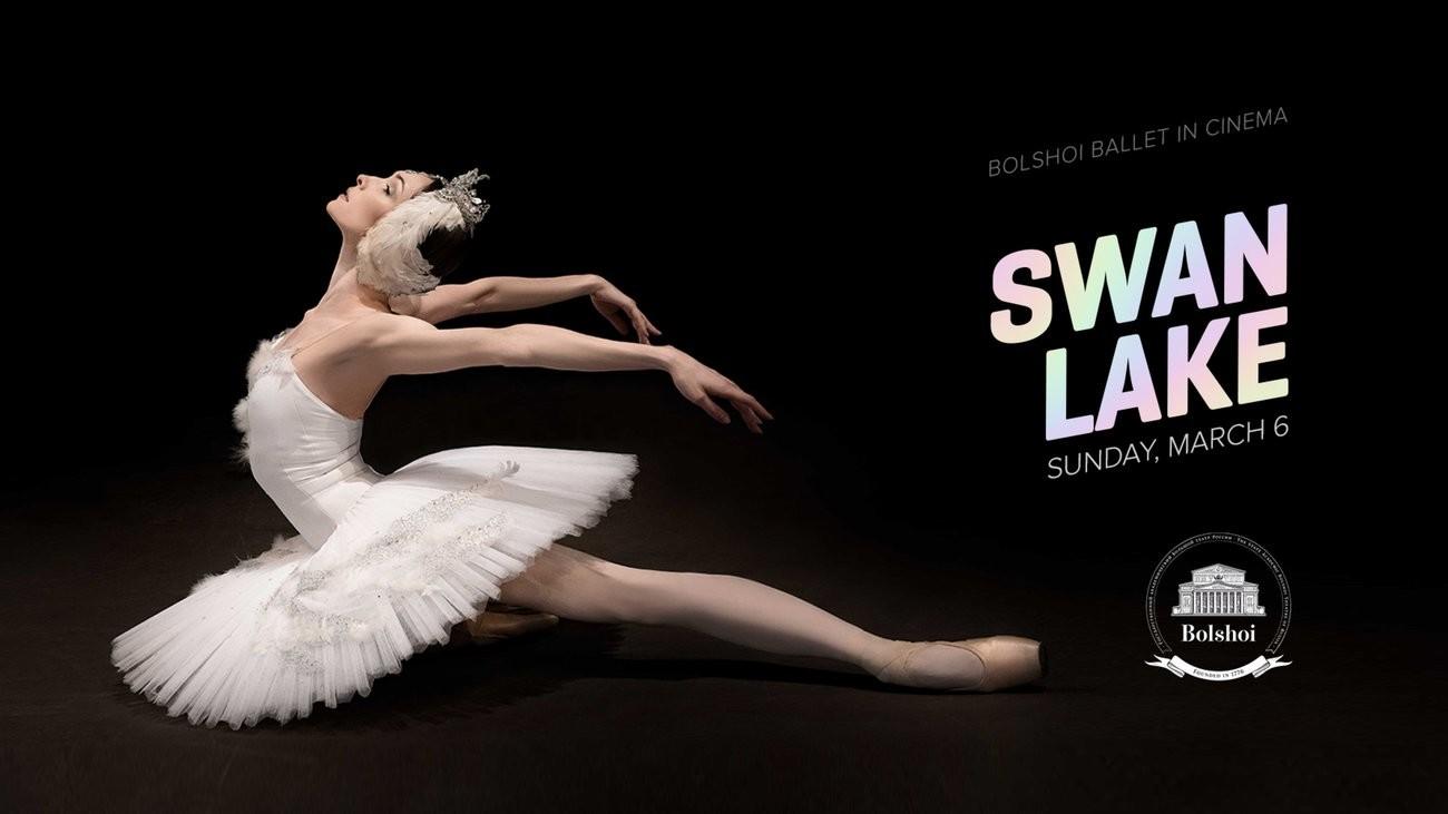 Swan Lake- Bolshoi