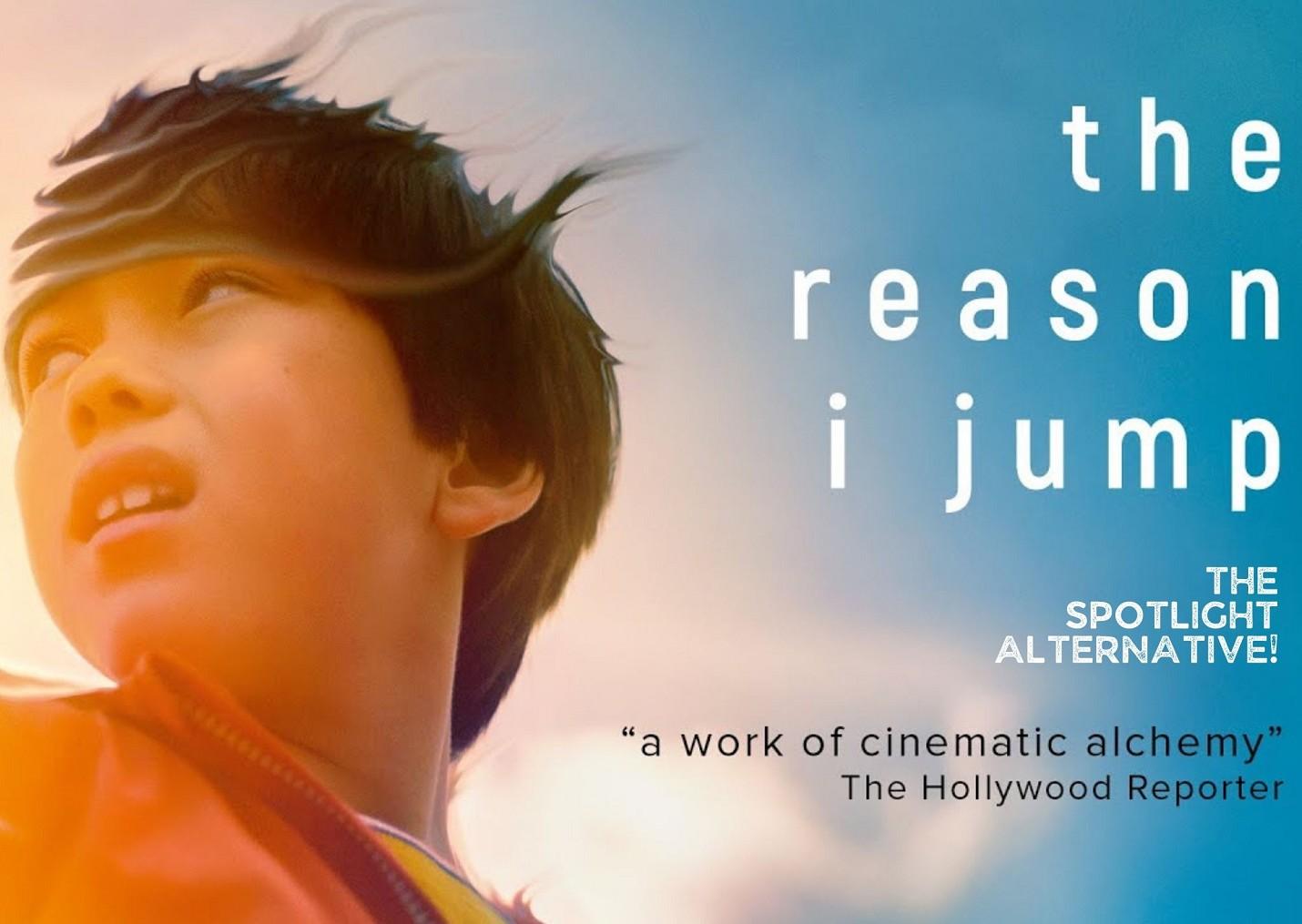 The Reason I Jump (The Spotlight Alternative)