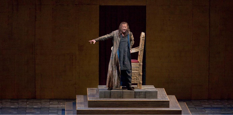 Met Opera: Boris Godunov