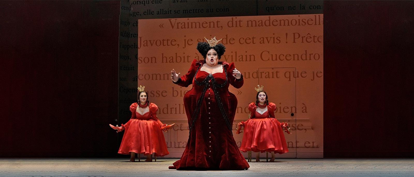 Met Opera: Cinderella