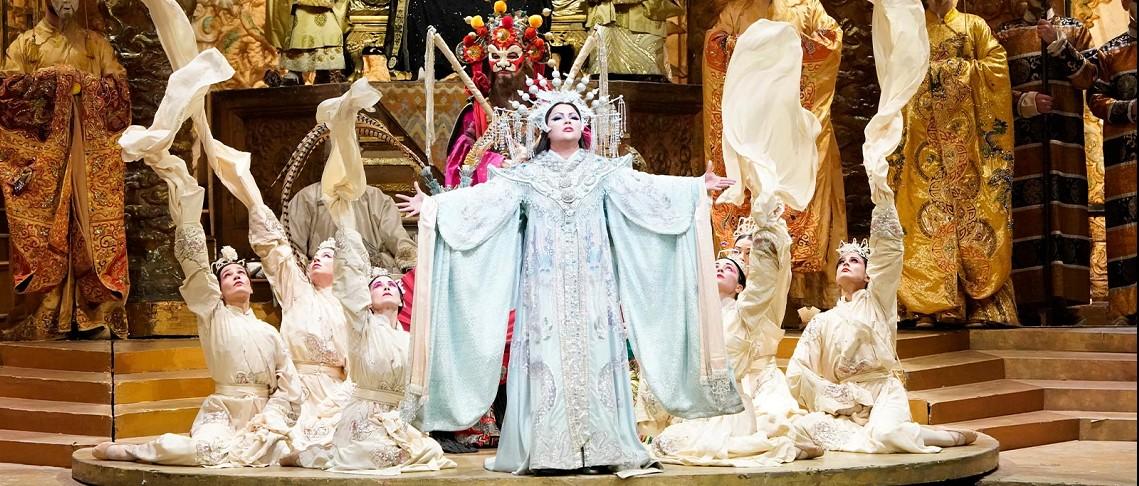 Met Opera: Turandot (2022)