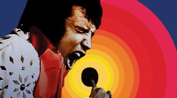 Elvis On Tour 1972