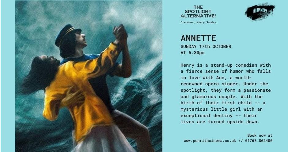 Annette // The Spotlight Alternative