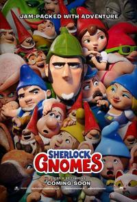 Sherlock Gnomes 2D