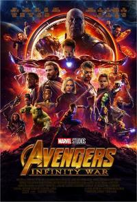 Avengers Infinity War 2D