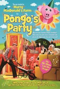 Pongo's Party