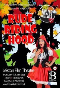 Rude Riding Hood