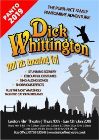 Dick Whittington and his Amazing Cat