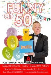 Wayne Burns: Funny at 50!