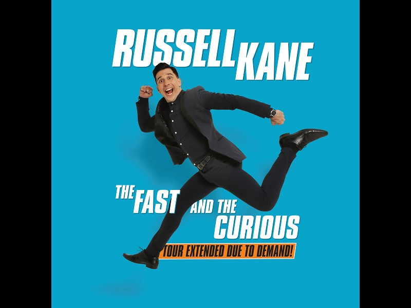 Russell Kane 2020