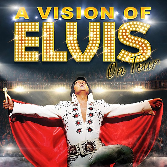 A Vision Of Elvis 2021