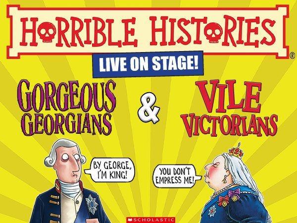 Horrible Histories - Georgians & Victorians