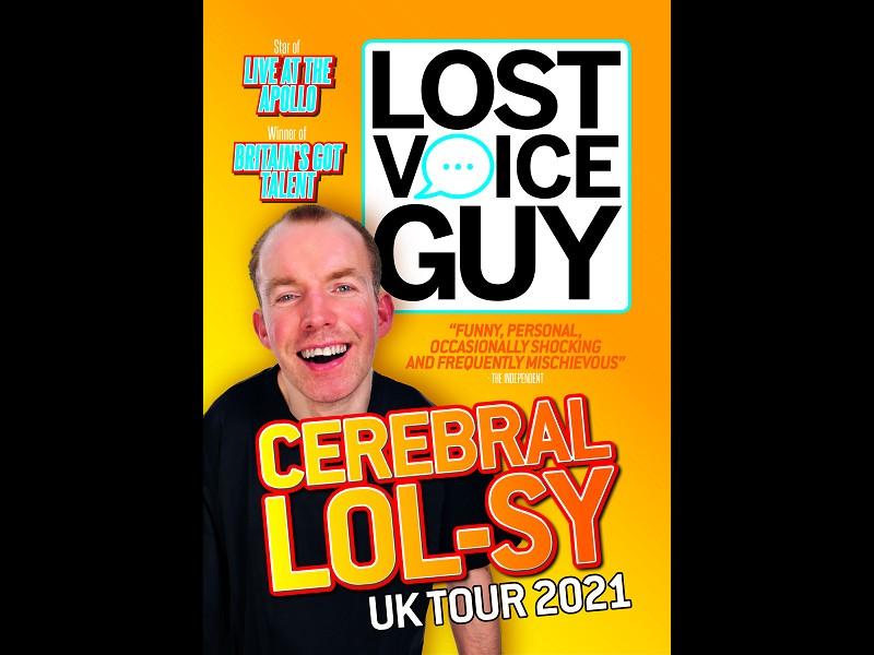 Lost Voice Guy: Cerebral LOL-sy