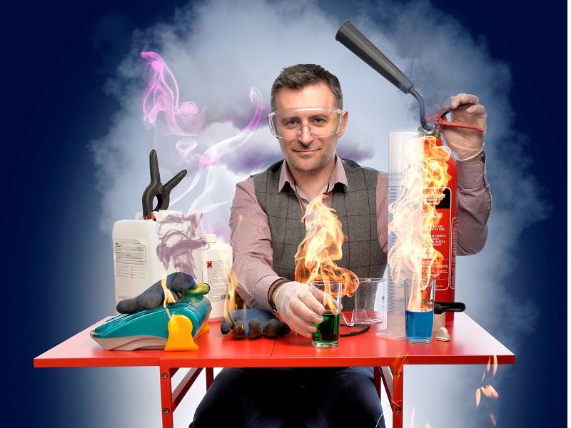 Mark Thompson Science Show