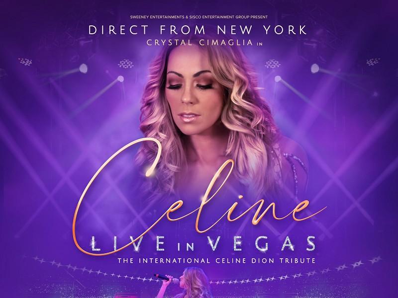 Celine - Live In Vagas