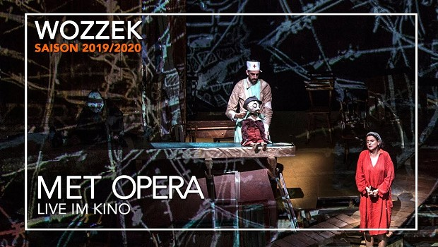 The Met Opera: Wozzeck