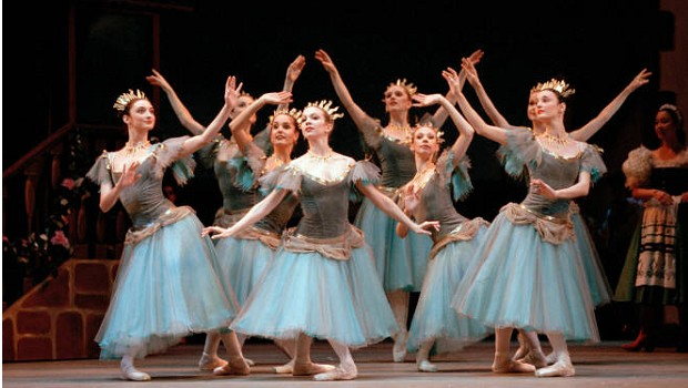 The Royal Ballet: Coppelia