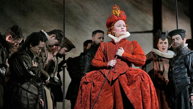 The Met Opera: Maria Stuarda