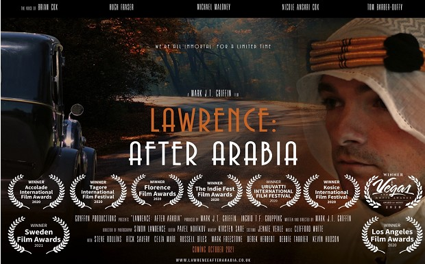 Lawrence: After Arabia - Special Pre-release Screening with Q&A
