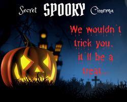 Secret Spooky Cinema for Kids