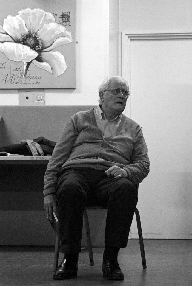 Geoff Longbottom in The Pitmen Painters (2015)