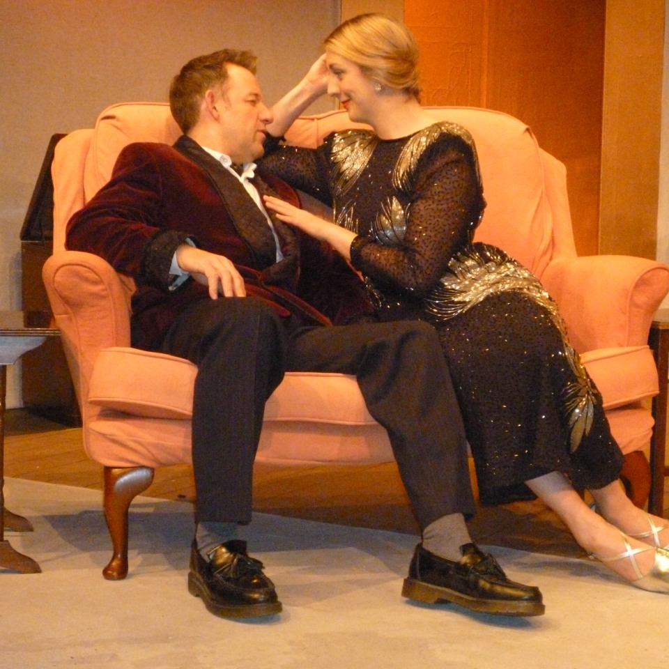 Noel Coward comedy is Lace Market Theatre's festive offering