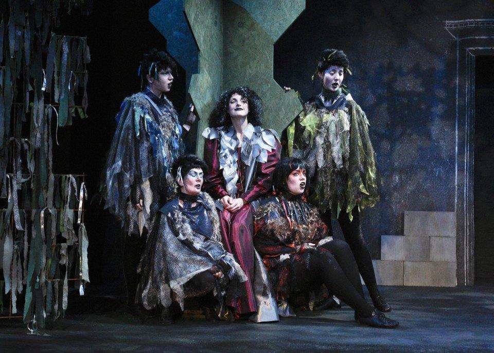 The Fairies in A Midsummer Night's Dream, 2016