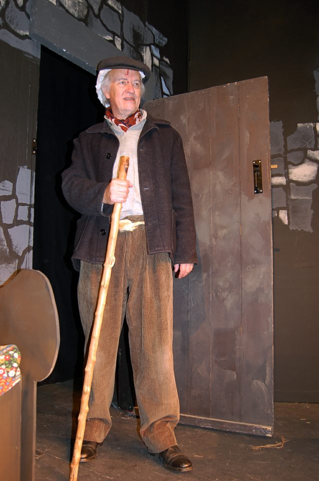 Richard Fife in The Playboy of the Western World, 2016