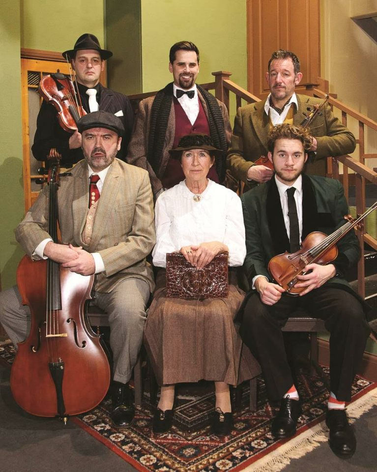 Comedy classic The Ladykillers will be staged in Nottingham...