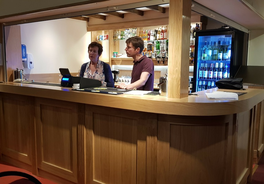Launch of New Bar