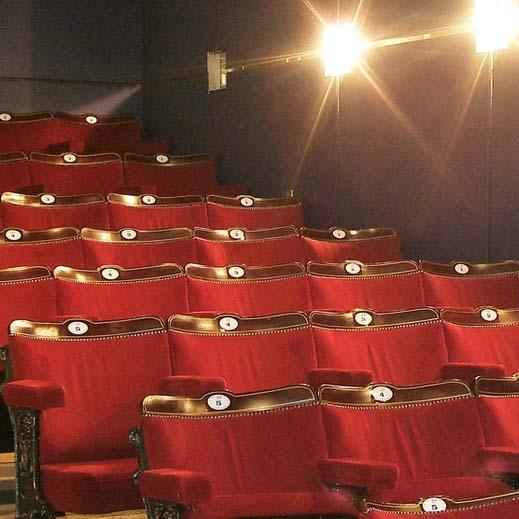 Auditorium Refurbishment