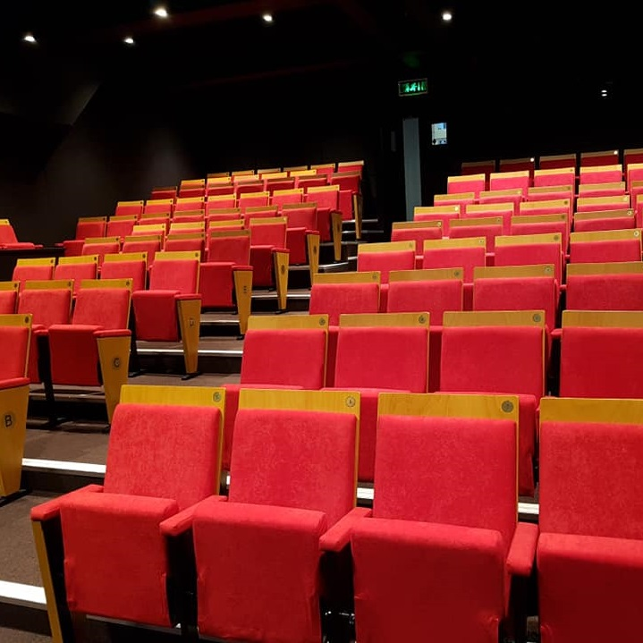 Auditorium Refurbishment 2018