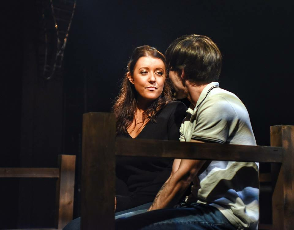 Joey Hoyes & Jak Truswell in Equus, 2018