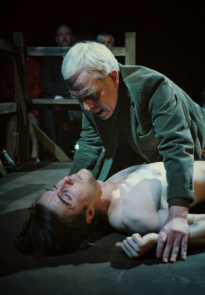 Fraser Wanless in Equus, 2018