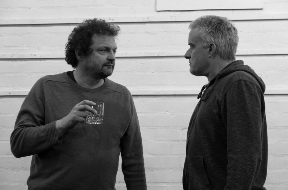 Malcolm Todd and Richard Young in Otherwise Engaged, 2018
