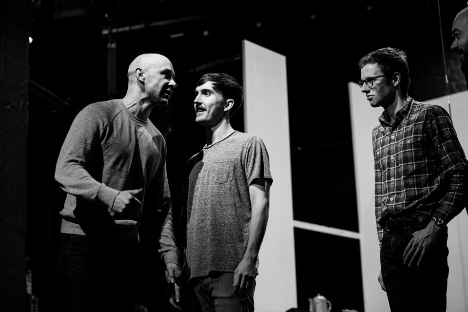 Paul, Jak and John in A Streetcar Named Desire, 2019