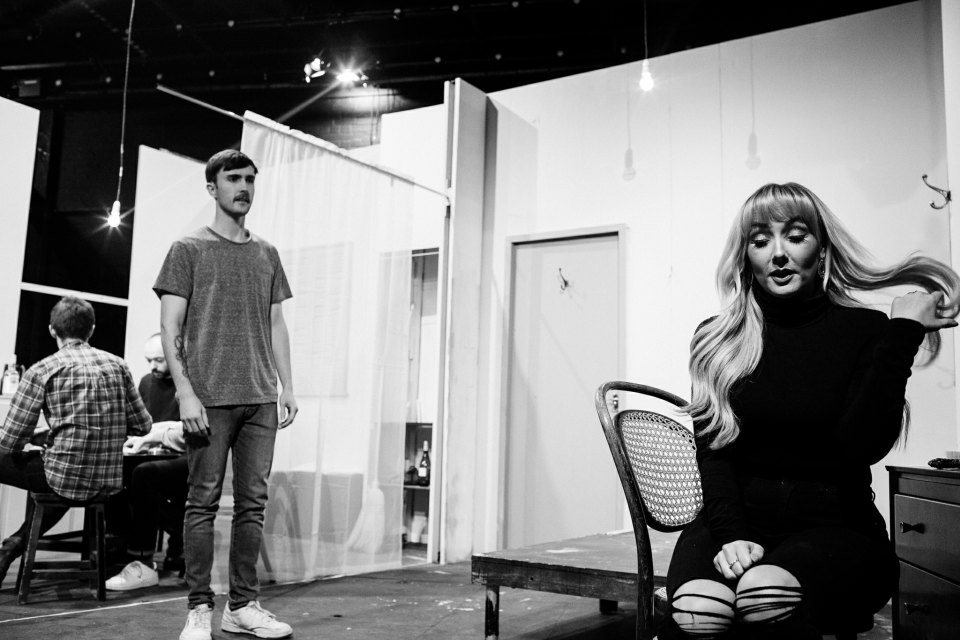 Jak and Danielle in A Streetcar Named Desire, 2019