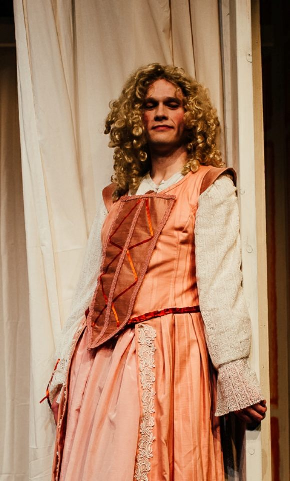 Chris Conway in Compleat Female Stage Beauty, 2019