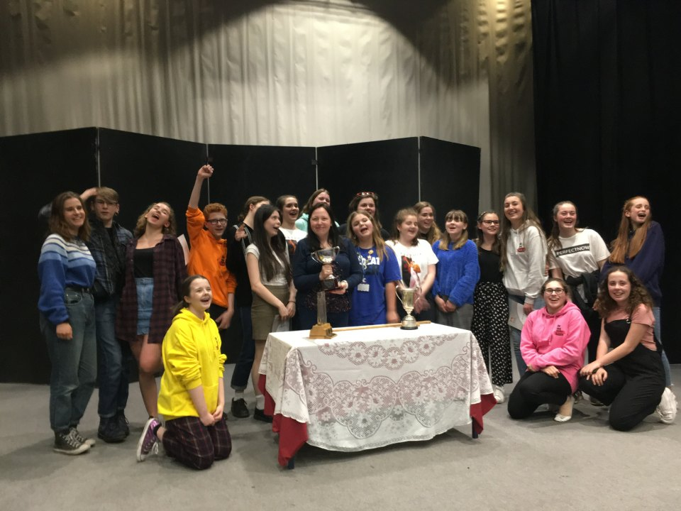 Youth Theatre win at NANDA!