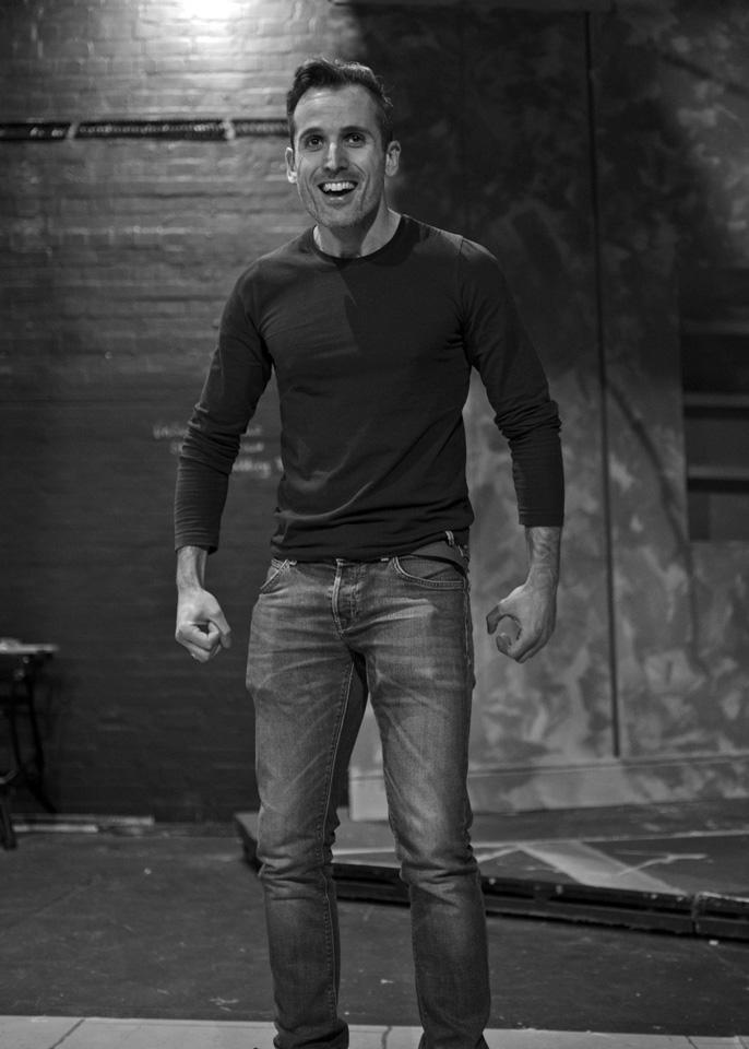 Damian Frendo in The Firebird, 2013