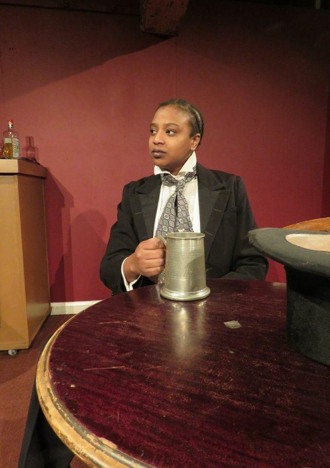 Gathoni Mwaura in Queers, 2020