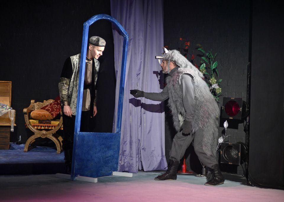 Martin Pikett and Damian Frendo in The Firebird, 2013