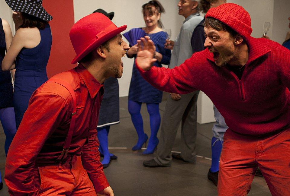 Theater Die Käuze's Till Eulenspiegel, 2014