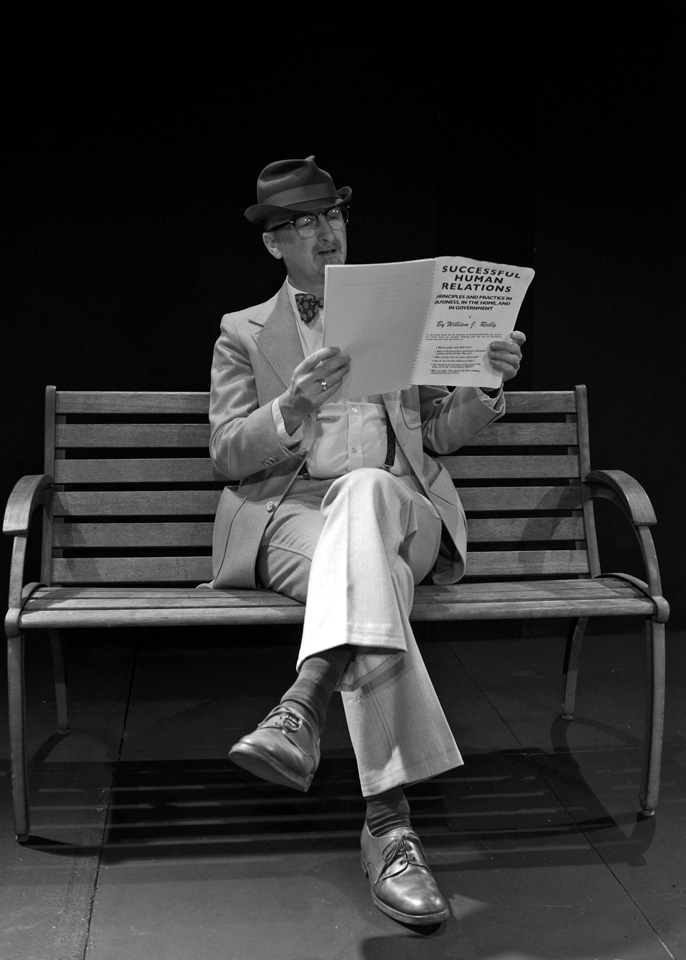 Richard Holmes in The Zoo Story, 2014