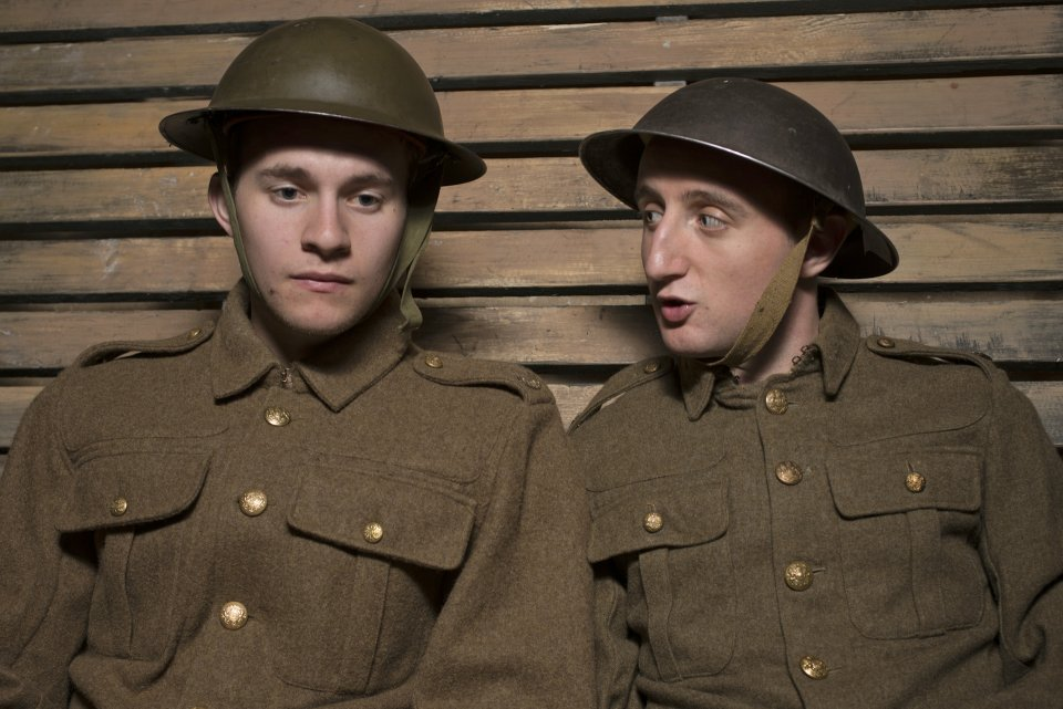 The horror of WW1 told in Lace Market Theatre production