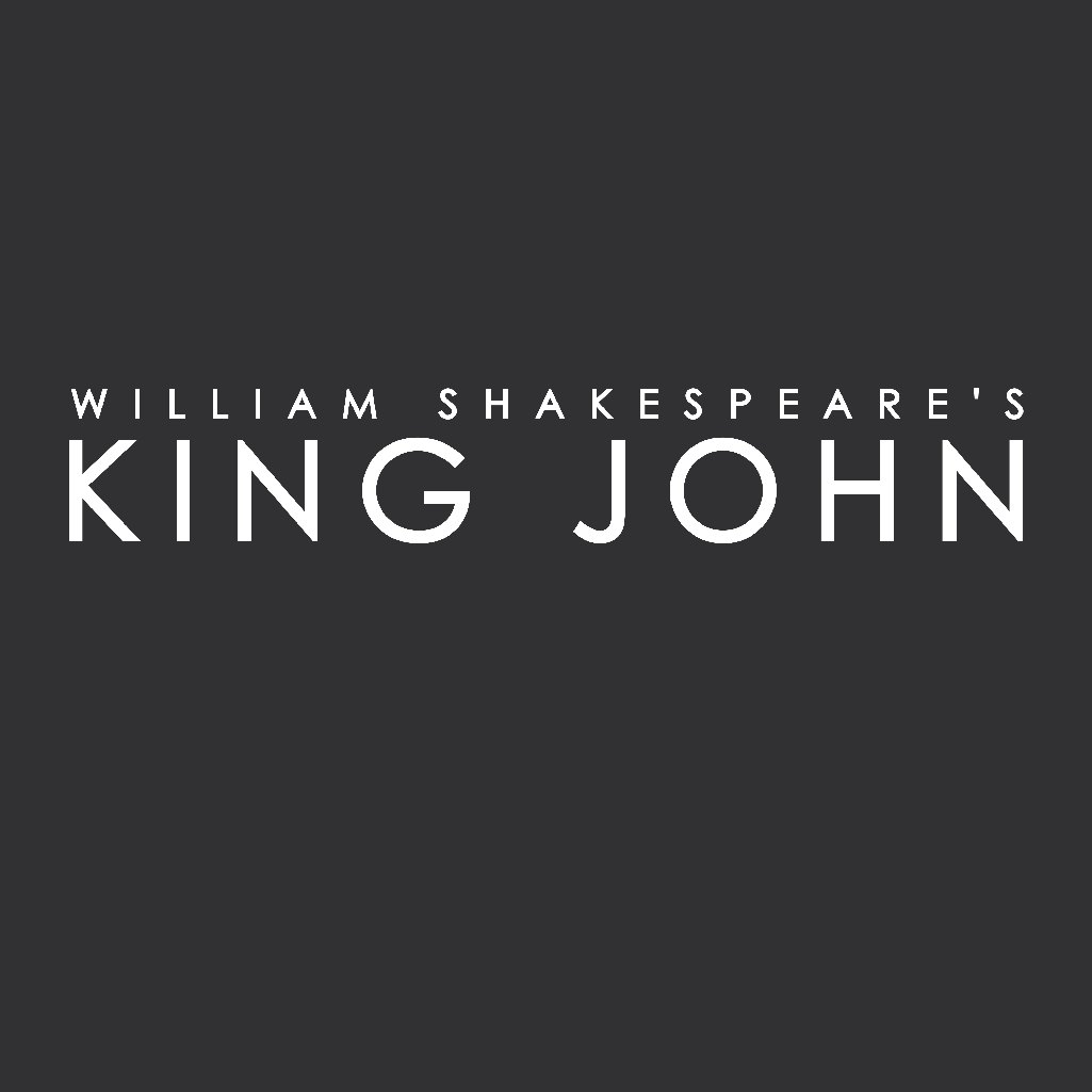 Shakespeare Unplugged: King John in the Making